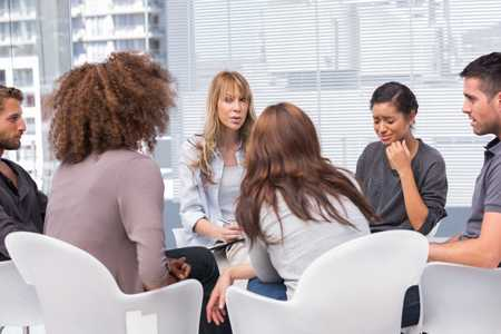 group-psychotherapy
