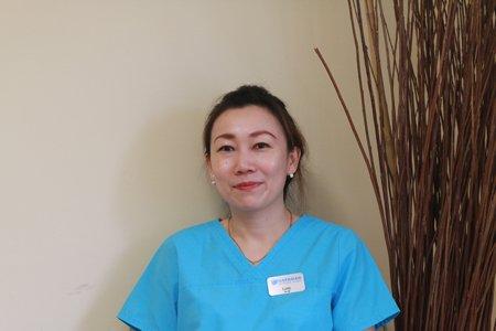 Lusy Bong Nurse