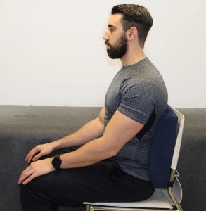 Lumbar Roll - Sitting - Wilderman Medical Clinic
